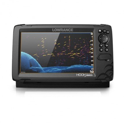 Lowrance HOOK Reveal 9 con trasduttore 50/200 455/800 HDI